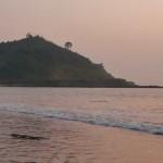 Sonnenuntergang am Kanthaya Beach Panorama